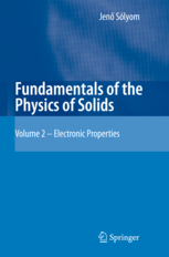 Fundamentals of the Physics of Solids - part 2